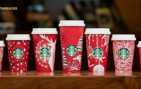 Christmas is back at Starbucks