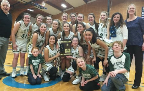 Lady Wave basketball making history