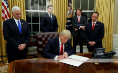 What's up with President Trump?: Executive Orders