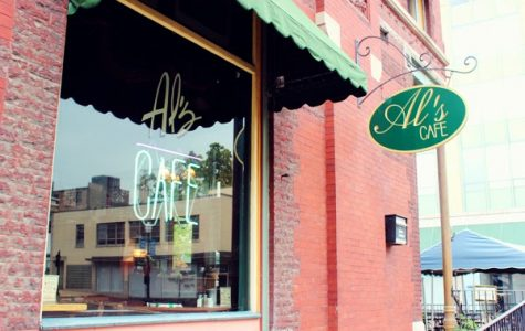 The best dinning around Elgin: Al's Café