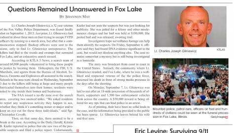 Original Fox Lake article.
