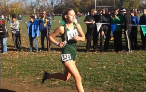 #6 Megan Kremer Cross Country State Qualifier