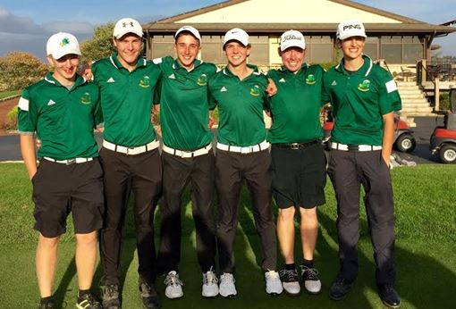 #3 Boys Golf Team Takes 4th Place in the State