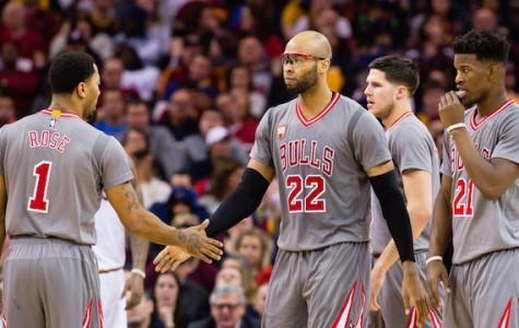 Bulls' Long List of Woes