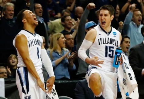 Brunson (1) and Arcidiacono (15) attempt to lead the Villanova Wildcats to their first NCAA Championship since 1985.