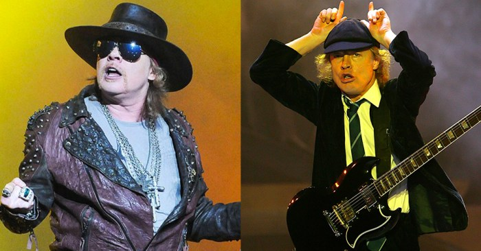 Axl+Rose+%28left%29+the+newest+edition+of+ACDC.+Angus+Young+%28right%29+lead+guitarist+of+ACDC.