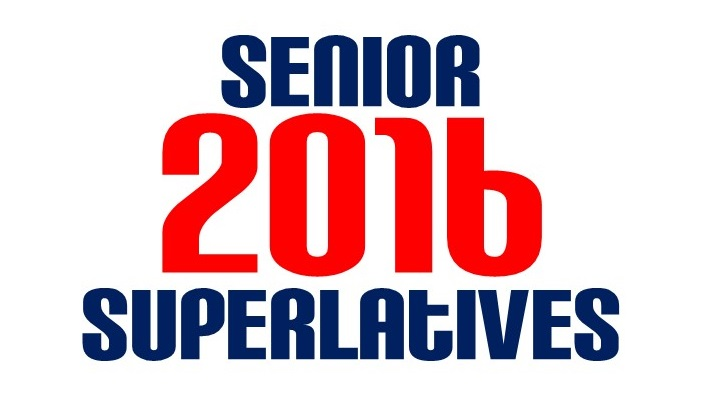 Senior Superlatives 2016
