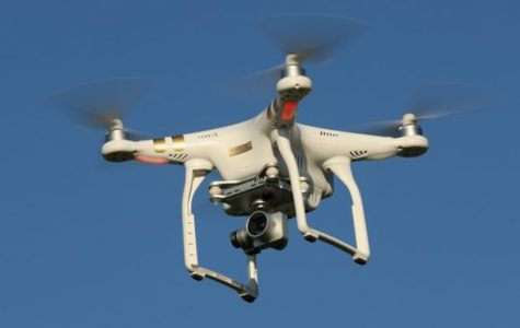 Drones Take to the Skies