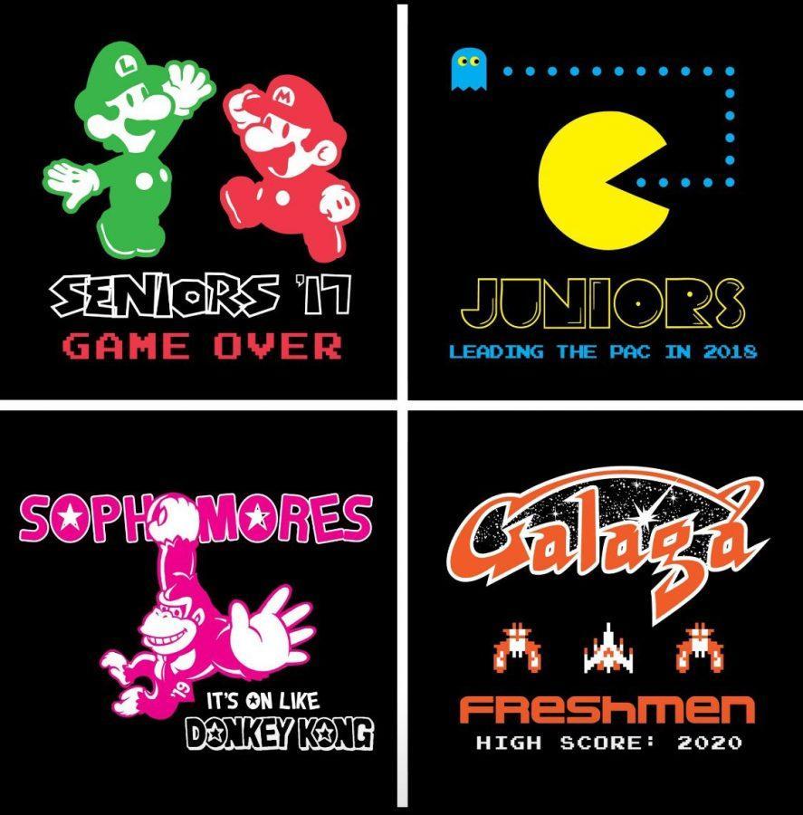 Homecoming+2016+Class+T-shirt+Designs