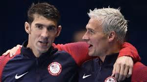 Is Lochte right about Phelps returning?