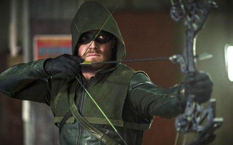 Stephen Amell as the Green Arrow, from Arrow Season 3, Episode 6