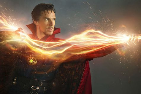 Benedict Cumberbatch as the Sorcerer Supreme, Doctor Strange; in theaters November 4