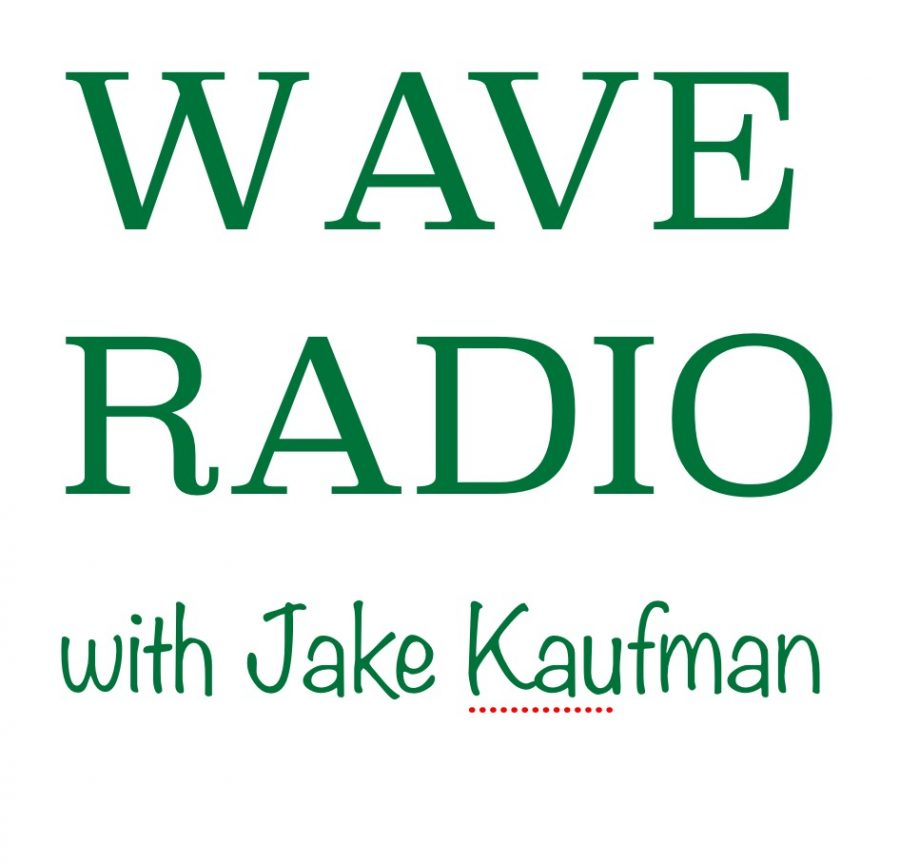 Weekly podcasts featuring Green Wave athletes, coaches, teachers and students interviewed by boat Jake Kaufman.