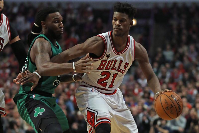 Jae Crowder and Jimmy Butler nearly swapped teams in what would've been the blockbuster trade of the year.