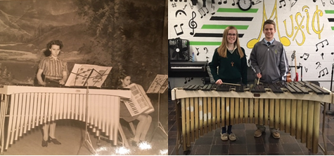 Marimba through the generations