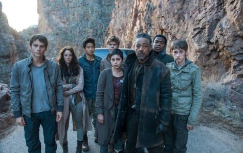 The cast of Maze Runner: The Death Cure