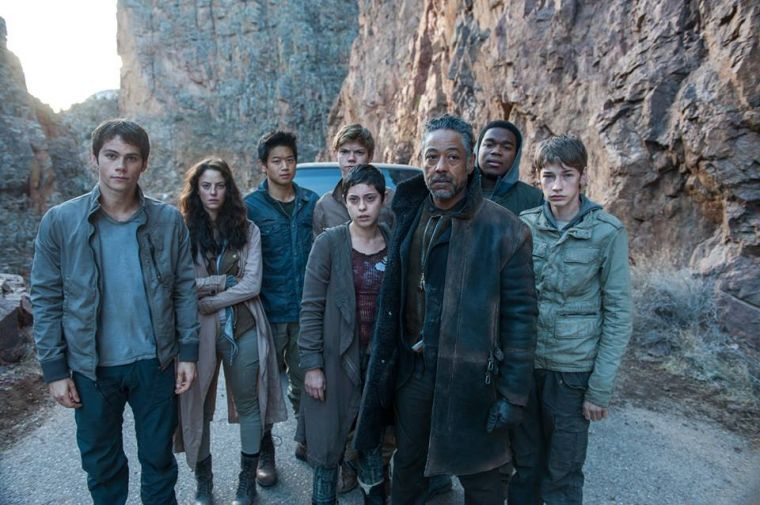 The+cast+of+Maze+Runner%3A+The+Death+Cure