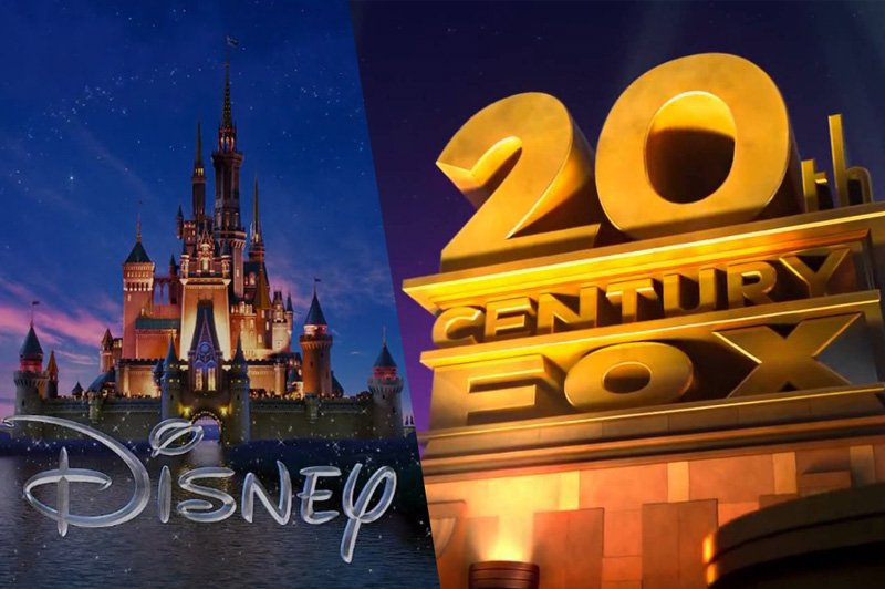 Disney now owns 20th Century Fox.