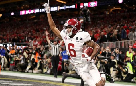 Alabama wins National Championship Lead by a Surge of Freshman