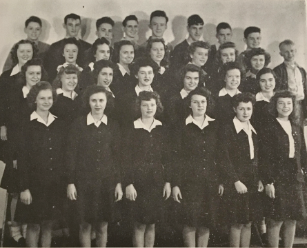 Sophomore Class of 1946