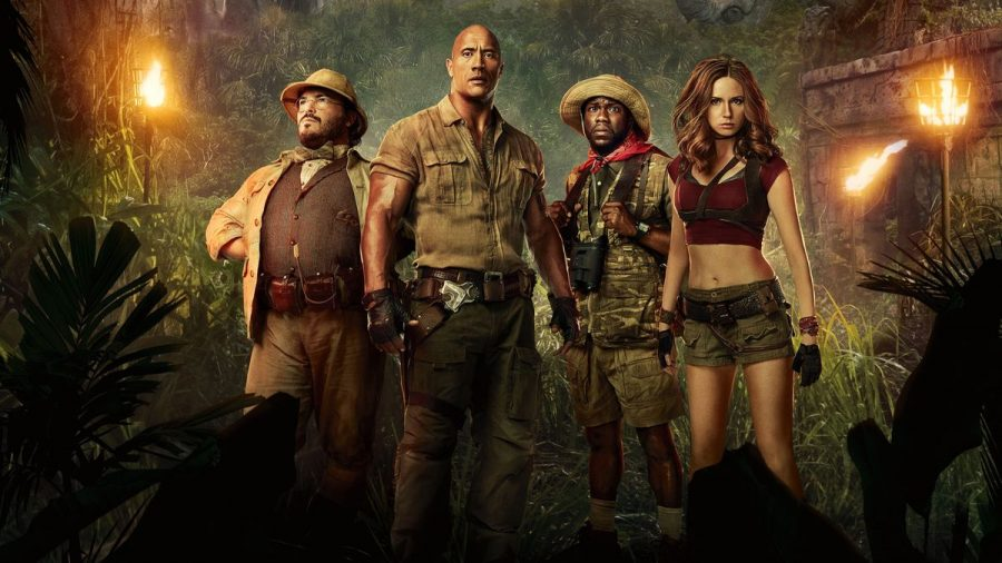 Jumanji: Welcome to the Jungle Interview Review