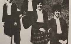 St. Edward fashion through the years
