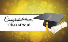 Grad Ads 2018 – Congrats Seniors!