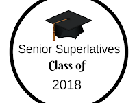 Senior Superlatives 2018