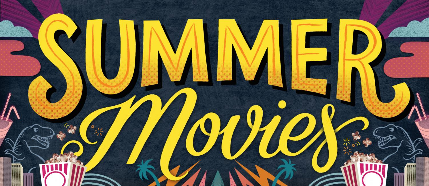 Summer Movie Previews 2018