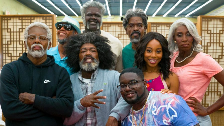 The team in Uncle Drew.
