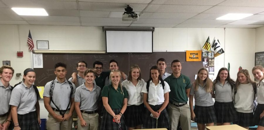 2018-19+Student+Council+members