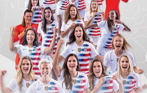 The USWNT Qualifies for 2019 World Cup