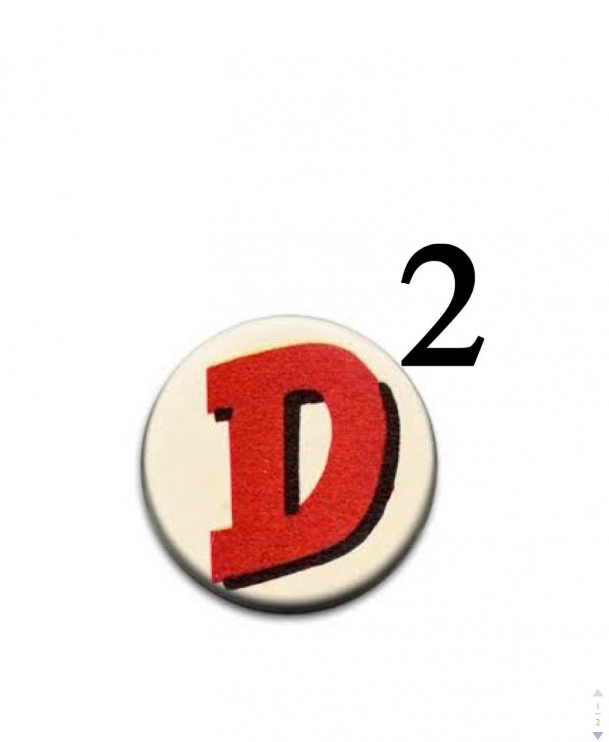 D Squared Podcast cover