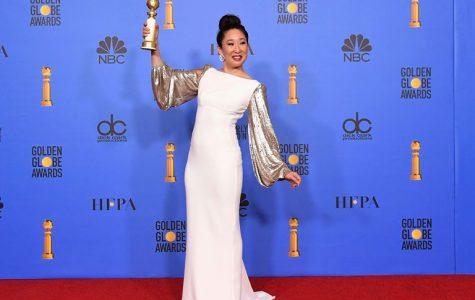 Sandra Oh makes history at 2019 Golden Globes