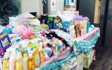NHS Baby Shower