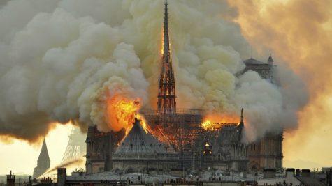 Tragedy hits Paris