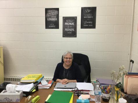 Math teacher returns to St. Edward