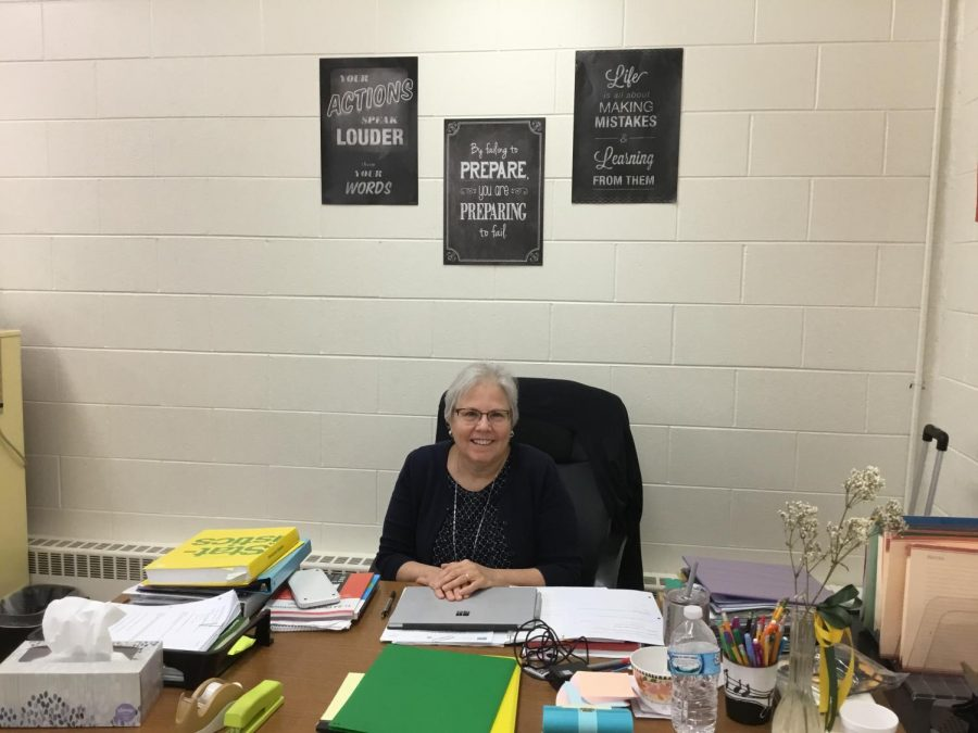 Math teacher returns to St. Edward