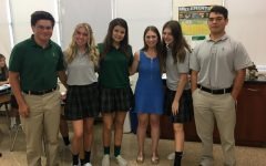 Miss Weber's return to the St. Edward family