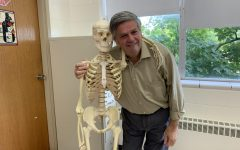 Science department welcomes Mr. Driscoll