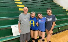 Big change to the volleyball program