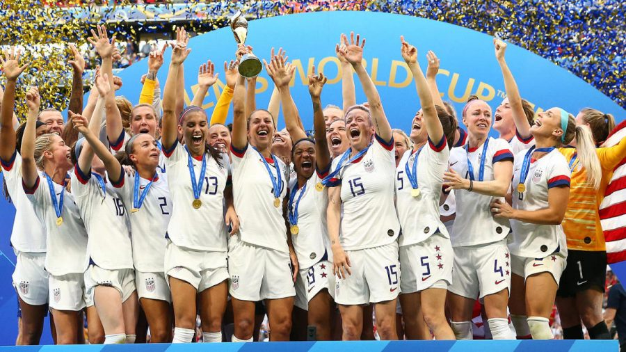 The USWNT finishes 2019 season