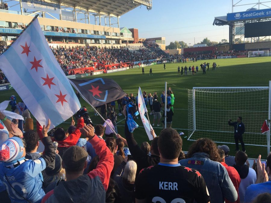 Chicago Red Stars win semifinal game