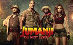Jumanji: The next level- entertaining action worth seeing!