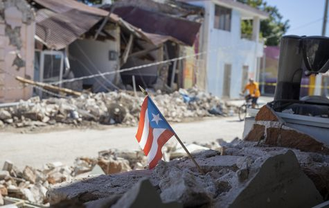 Tragedies occurring in Puerto Rico