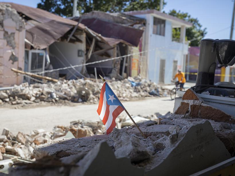 Tragedies occurring in Puerto Rico