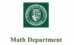 Math/Computer Science Department