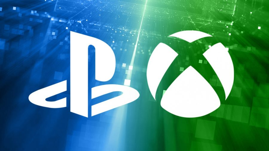 Rivaling releases between Xbox and PlayStation