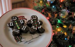 Baking Basics: Holiday shaped chocolate brownies