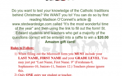 Catholic Christmas Traditions Trivia!